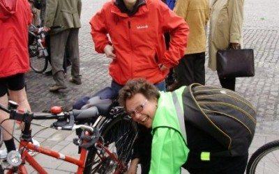 Décès d'Astrid Van Herpen, Conseillère Ecolo/Groen au C.P.A.S. d'Ixelles