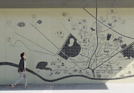 Germoir : bientôt une fresque de Françoise Schein