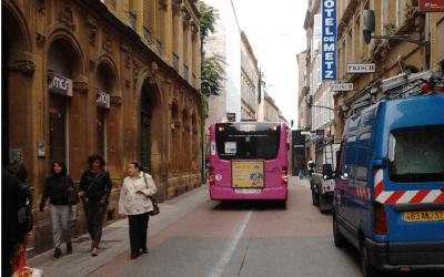 """Ligne 71 : et maintenant ? Ecolo pour un """"tram-bus"""" comme à Metz"""
