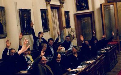 Motion contre la privatisation de Belfius déposée par Ecolo adoptée