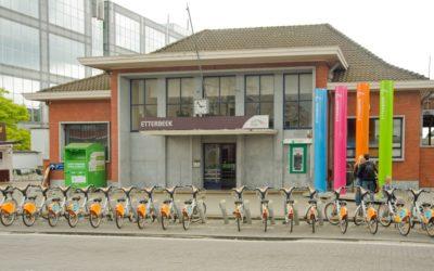Et si on renommait la gare d'Etterbeek en gare d'Ixelles-Universités ?