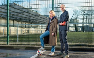 Le terrain de foot d'Ixelles dangereux pour la santé de nos enfants ?