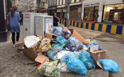 Chaussée d'Ixelles: commerces en danger!