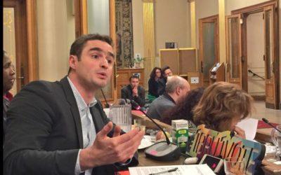 Elections régionales: #1bru1vote pour plus de démocratie à Bruxelles