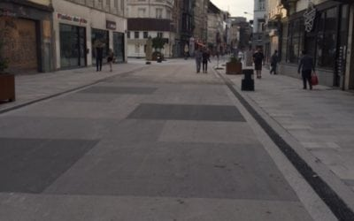 Chaussée d'Ixelles: un pas dans la bonne direction mais une bétonisation inacceptable