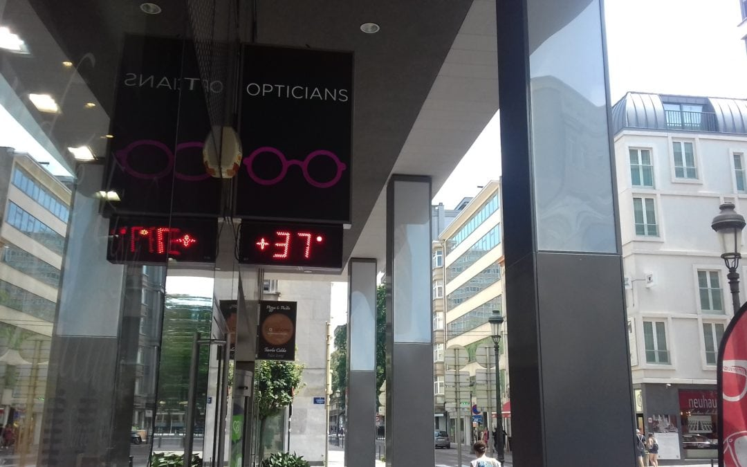 Canicule – Climat :l'urgence !