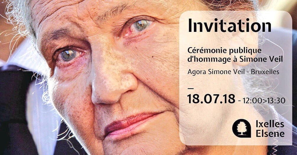 Enfin, une cérémonie exceptionnelle d'hommage à Simone Veil
