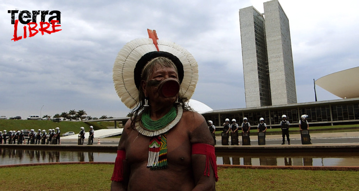 L'Amazonie brûle : Ixelles se mobilise
