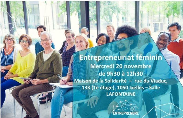 Ixelles, sur la voie de l'économie circulaire et de l'entrepreneuriat féminin
