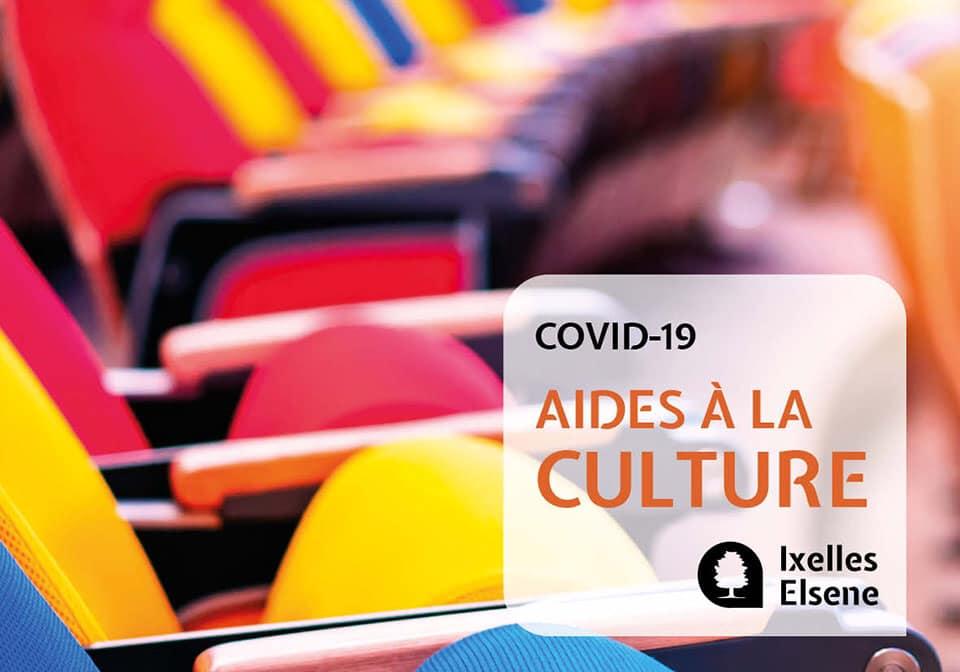 Une prime #COVID pour les acteurs et opérateurs culturels