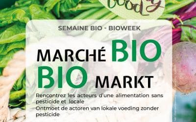 Ixelles organise son premier marché bio
